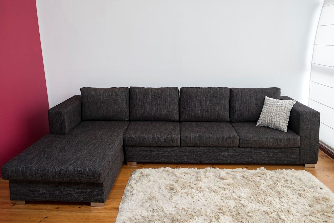 Picture Of Sofá Trei Com Chaise Long